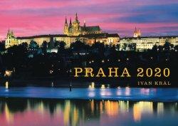 Kalendář 2020 - Praha malá