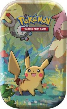 Pokémon: Kanto Friends Mini Tin