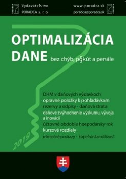 Optimalizácia dane