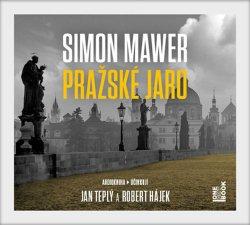 Pražské jaro - 2 CDmp3 (Čte Jan Teplý a Robert Hájek)