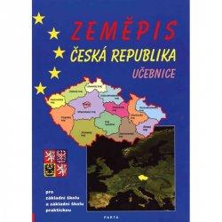 Zeměpis – Česká republika, učebnice pro 2. stupeň ZŠ a ZŠ praktické