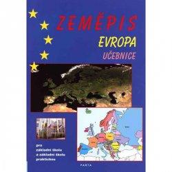 Zeměpis – Evropa, učebnice pro 2. stueň ZŠ a ZŠ praktické