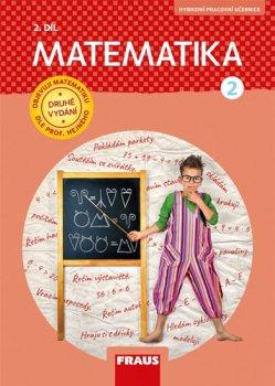 Matematika 2/2 dle prof. Hejného - Pracovní učebnice