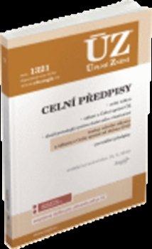 ÚZ 1321 Celní předpisy
