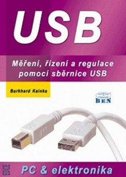USB - měření, řízení a regulace pomocí sběrnice USB