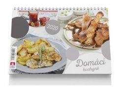 Domácí kuchyně - stolní kalendář 2020