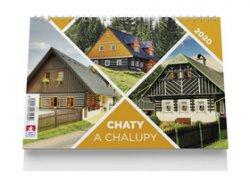 Chaty a chalupy - stolní kalendář 2020