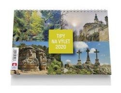 Tipy na výlet - stolní kalendář 2020