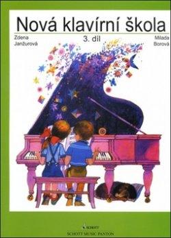 Nová klavírní škola 3.díl