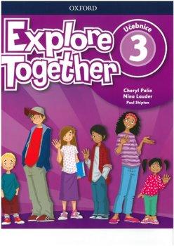 Explore Together 3: Učebnice
