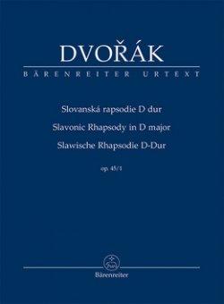 Slovanská rapsodie D dur op. 45/1