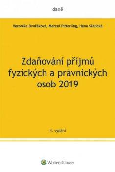 Zdaňování příjmů fyzických a právnických osob 2019