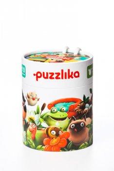Můj domov: naučné puzzle 20 dílků