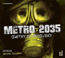 Metro 2035 - 2 CDmp3 (Čte Michal Zelenka)