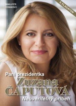 Paní prezidentka Zuzana Čaputová
