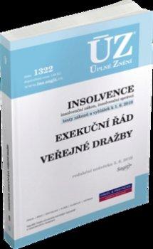 ÚZ 1322 Insolvence