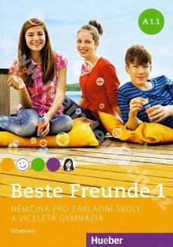 Beste Freunde A1/1 Kursbuch Tschechisch