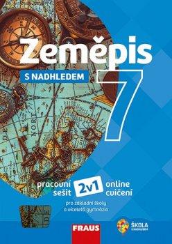 Zeměpis s nadhledem 7 pro ZŠ a VG PS 2v1