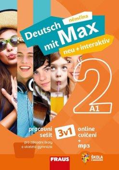 Deutsch mit Max neu + interaktiv 2 PS 3v1