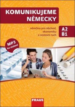 Komunikujeme německy - Učebnice + mp3