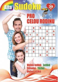 Sudoku pro celou rodinu 1/2019