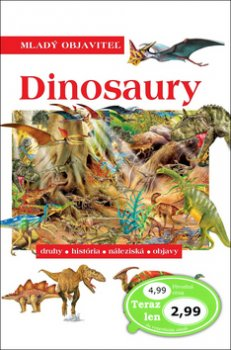 Dino Sprievodca malého priekumníka