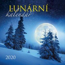 Lunární kalendář 2020 - nástěnný kalendář