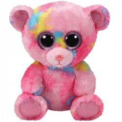TY Beanie Boos FRANKY - medvěd 24 cm