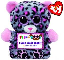 TY Peek-a-Boos TRIXI - leopard 14 cm