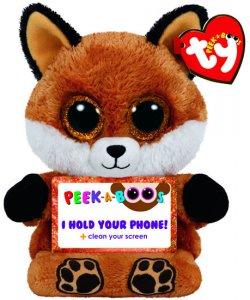TY Peek-a-Boos SLY - liška 14 cm