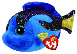 TY Beanie Boos AQUA - ryba 15 cm