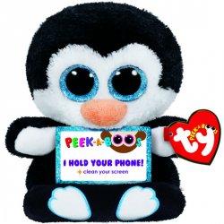TY Peek-a-Boos PENNI - tučňák 14 cm