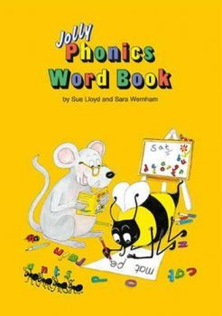 Jolly Phonics Word Book : in Precursive Letters (British English edition)