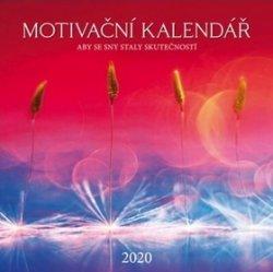 Motivační kalendář 2020 - nástěnný kalendář