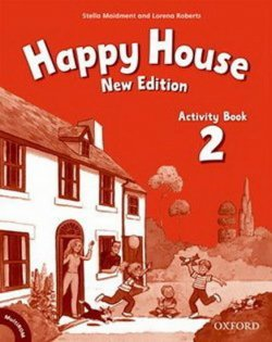 Happy House 2 Activity Book New Edition (without MultiROM)