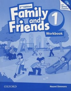 Family and Friends 1 2nd Workbook with Online Skills Practice