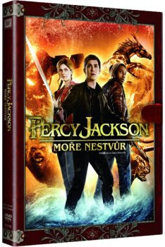 Percy Jackson: Moře nestvůr DVD