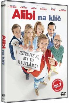 Alibi na klíč DVD