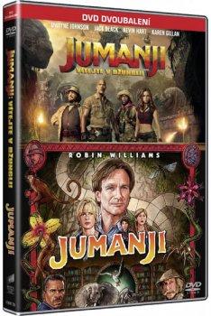 Jumanji kolekce DVD