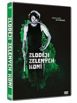 Zloději zelených koní  DVD