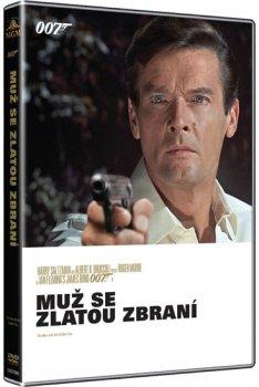 Muž se zlatou zbraní DVD