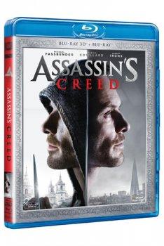 Assassin´s Creed Blu-ray