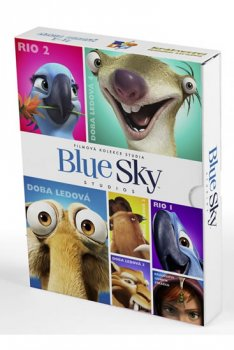 BlueSky kolekce DVD