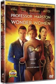Professor Marston & The Wonder Women DVD
