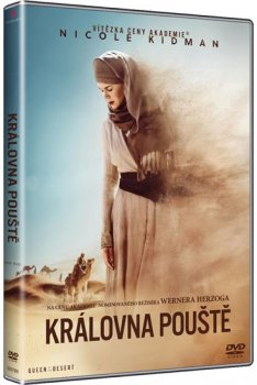 Královna pouště DVD