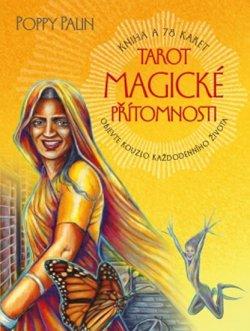 Tarot magické přítomnosti - Kniha a 78 karet