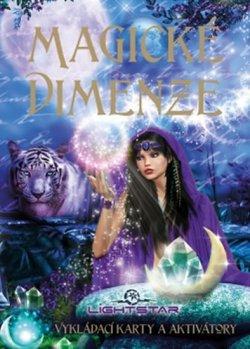 Magické dimenze - Kniha + 44 karet