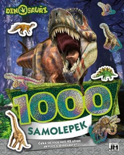 Dino - 1000 samolepek