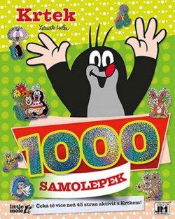 Krtek - 1000 samolepek