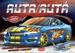 Auta / Autá - Turbo Motory + samolepky